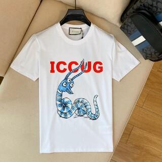 グッチ(Gucci)のGUCCI カップル半袖(Tシャツ(半袖/袖なし))