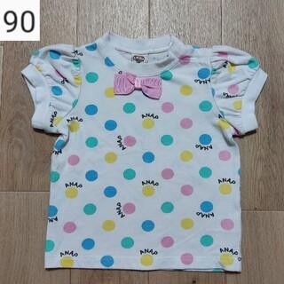 アナップキッズ(ANAP Kids)のアナップキッズ Tシャツ(Tシャツ/カットソー)