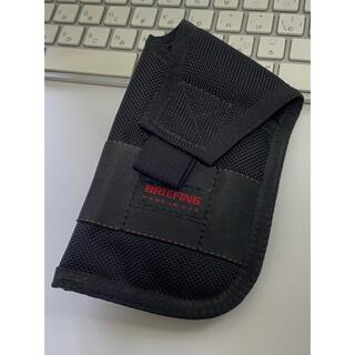 BRIEFING - ブリーフィング/マルチケース/携帯電話/スマホ/iPod/モバイル/PP-6/黒