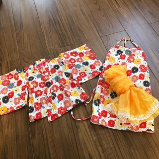 girls浴衣90センチ(甚平/浴衣)