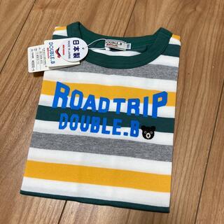 ダブルビー(DOUBLE.B)のミキハウス ダブルB Tシャツ 110(Tシャツ/カットソー)