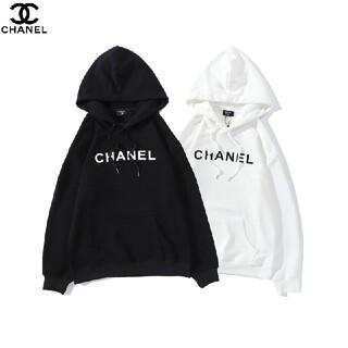 CHANEL - 新品シャネル/男女兼用4709パーカー2枚12000円送料