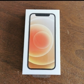 iPhone - 【新品未開封】iPhone12 mini 64GB ホワイト
