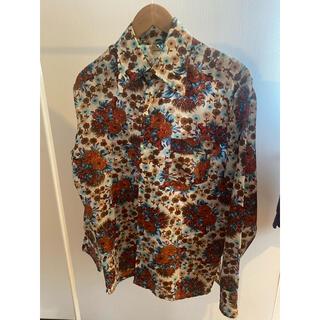 70s ポリシャツ vintage