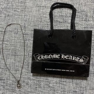 Chrome Hearts - クロムハーツ Chrome Hearts ユリ ダイヤ ネックレス 正規品