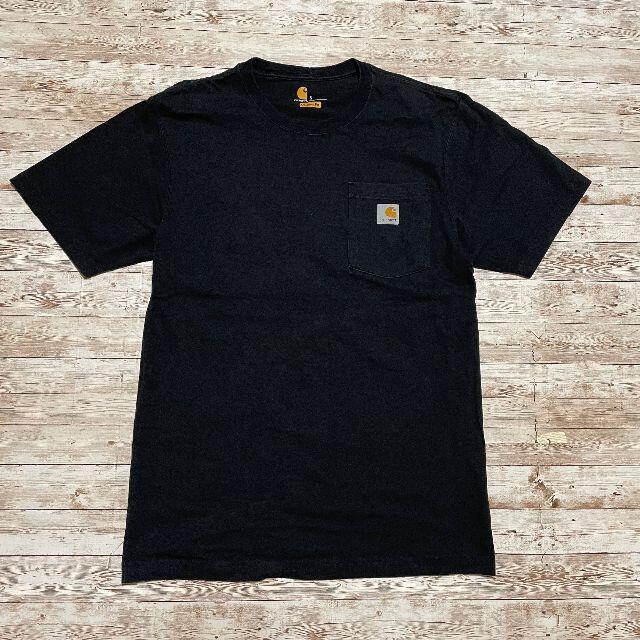 carhartt(カーハート)のCarhartt ORIGINAL FIT ワンポイント ロゴポケット Tシャツ メンズのトップス(Tシャツ/カットソー(半袖/袖なし))の商品写真