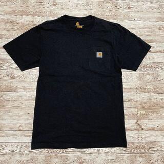 carhartt - Carhartt ORIGINAL FIT ワンポイント ロゴポケット Tシャツ