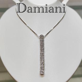 ダミアーニ(Damiani)の※お値下げ不可 ダミアーニ クリスタル9連 ダイヤ ネックレス 神楽坂宝石(ネックレス)