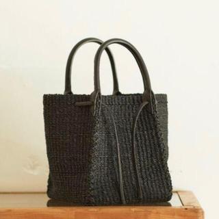 プラージュ(Plage)の【OUTERSUNSET】 abaca basket bag(ハンドバッグ)