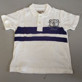 ユニクロ(UNIQLO)のUNIQLO KIDS 100サイズ レア ポロシャツ 半袖シャツ (その他)