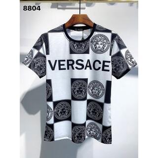 VERSACE - versace男女兼用  半袖 Tシャツ