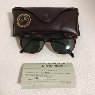 Ray-Ban - 【Ray Ban】 レイバン ケース 保証書付き メガネ 眼鏡 サングラス美品