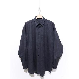 COMOLI - POSTELEGANT Linen Shirt