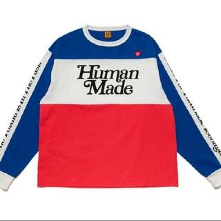 ジーディーシー(GDC)のhuman made girl's don't cry BMX SHIRT (Tシャツ/カットソー(半袖/袖なし))
