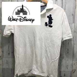 ディズニー(Disney)のポロシャツ ミッキー ディズニー Mサイズ(ポロシャツ)