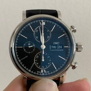 インターナショナルウォッチカンパニー(IWC)のking10様専用 ポートフィノ 黒(腕時計(アナログ))