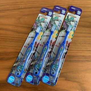 シンカリオン 歯ブラシ 3本(歯ブラシ/歯みがき用品)