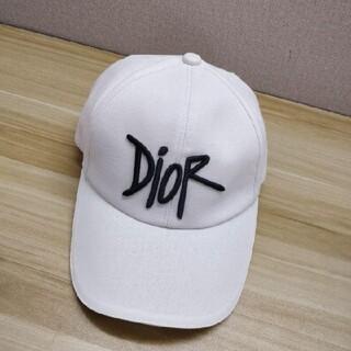 クリスチャンディオール(Christian Dior)のDIOR 人気のシンプルスタイル☆キャップ 帽子(キャップ)