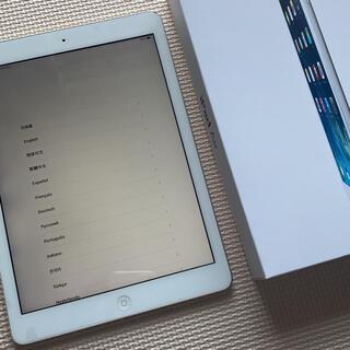 iPad - iPad Air  32GB  シルバー