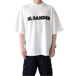 Jil Sander - JIL SANDER 21SS ロゴTシャツ