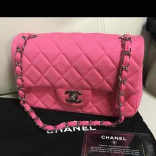 CHANEL - CHANEL♡マトラッセ♡チェーンショルダーバック♡可愛いピンク