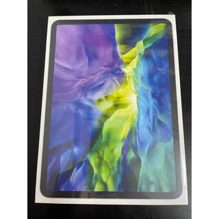 iPad - iPad Pro 11インチ 第2世代 シルバー色 128GB