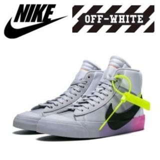 NIKE - Nike×Off-White The10 BlazerMid