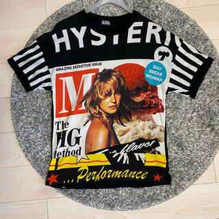 HYSTERIC GLAMOUR - HYSTERIC GLAMOR Tシャツ