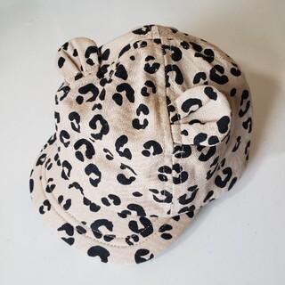 H&H - H&M レオパード柄☆ベビー帽子