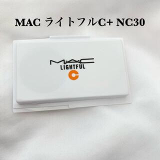 MAC - マック MAC ライトフルC+ ファンデーション NC30