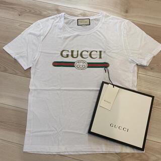 Gucci - 未使用品! ☆GUCCI☆ ウォッシュドオーバーサイズ Tシャツ