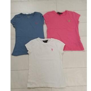 Ralph Lauren - ラルフローレン Tシャツ 3枚セット