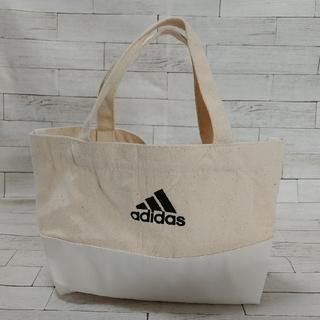 adidas - adidas ミニトートバッグ