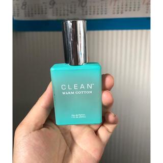 クリーン ウォームコットン オードパルファム  30ml 香水