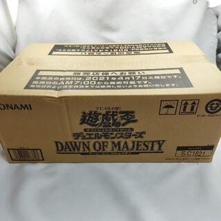 ユウギオウ(遊戯王)のドーン・オブ・マジェスティ(初回生産版) 1カートン 24BOX 遊戯王 (Box/デッキ/パック)