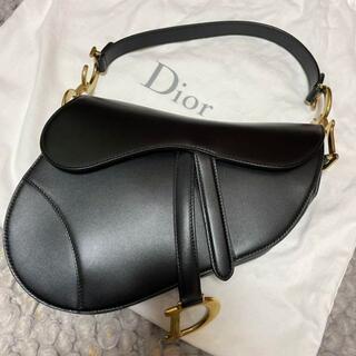 クリスチャンディオール(Christian Dior)のギャランティー付 Dior ディオール SADDLE サドルバッグ(ショルダーバッグ)
