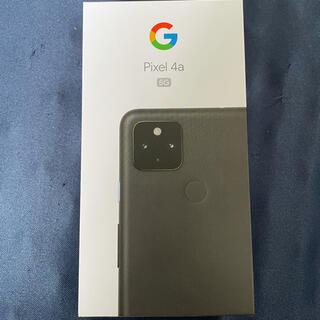 グーグル(Google)のGoogle pixel4a 5G対応(PC周辺機器)