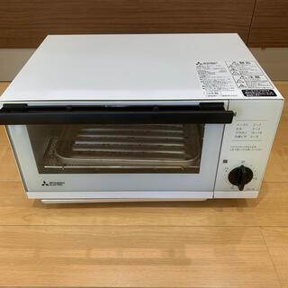 三菱 - 三菱 MITSUBISHI オーブントースター BO-S6-W 2019年製