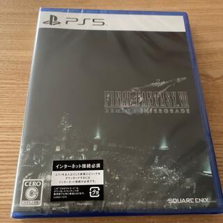 ファイナルファンタジーVII リメイク インターグレード PS5