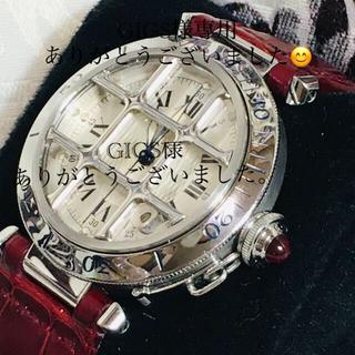 カルティエ(Cartier)のカルティエ パシャ 150周年記念モデル 限定1847本 (腕時計(アナログ))