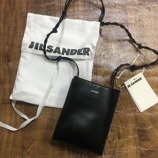 Jil Sander - 人気Jil Sander ショルダーバック ブラック