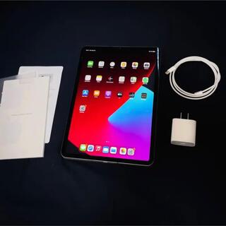 アイパッド(iPad)のiPad Pro 11インチ Wi-Fi+Cellular 256GB ジャンク(タブレット)