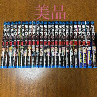 集英社 - 鬼滅の刃 全23巻+外伝