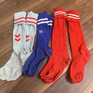 ヒュンメル(hummel)のサッカーソックス 靴下(ウェア)