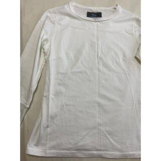 ロンハーマン(Ron Herman)のロンハーマン 白 ロンT 七分袖(Tシャツ(長袖/七分))