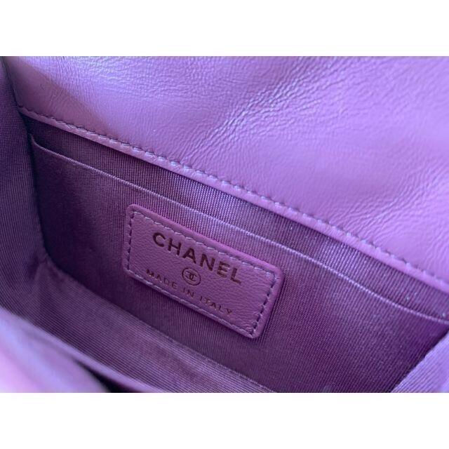 CHANEL(シャネル)のショルダーバッグ CHANEL 色がとても美しい レディースのバッグ(ショルダーバッグ)の商品写真