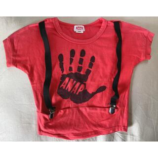 アナップキッズ(ANAP Kids)のANAP Tシャツ ベビー服(Tシャツ/カットソー)