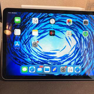 iPad - iPad air4 第4世代 wifi 64GB 10.9 シルバー ケース付き