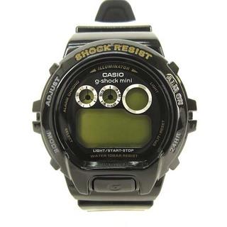 ベビージー(Baby-G)のBaby-G mini ミニ GMN-690G 腕時計 デジタル ブラック(腕時計)