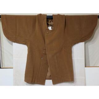 カシミヤとウールの和装コート 新品 Mサイズ(着物)